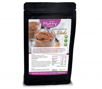 Schoko Fluffy-Pudding